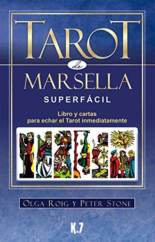 Tarot de Marsella Superfácil (Pack): Libro y cartas para ...