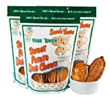 Sweet Potato Dog Chewz – 3 Pack – Value Pack Veggie Rawhide, My Pet Supplies