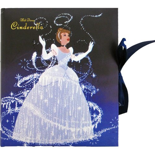 Delfino Disney FILM ART with Cinderella ribbon album DZ76041