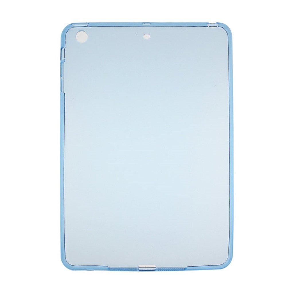 For iPad Mini 1 2 3 Retina Case, HP95(TM) Ultra Slim Soft Gel TPU Transparent Back Case Cover for iPad mini 1 2 3 Retina (C)