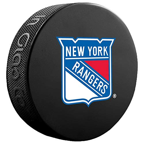 - New York Rangers Officially Licensed Hockey Puck