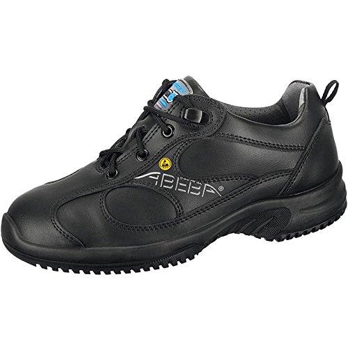 Abeba - Calzado de protección para hombre Negro negro 40