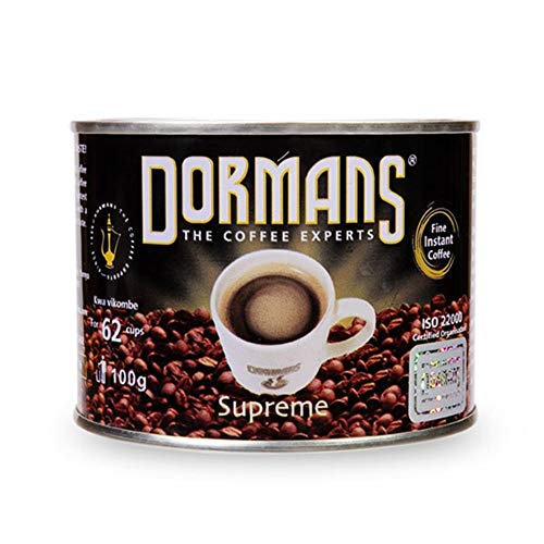 Dormans Supreme Istant Coffee 100g 도르만스 인스턴트 커피