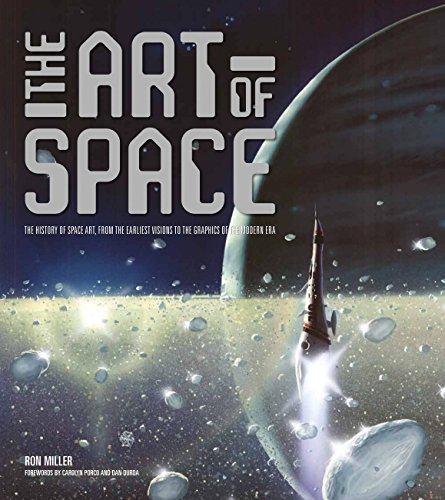 The Art of Space: The History of Space Art, from the Earliest Visions to the Graphics of the Modern Era (Pulp Fiction Star Wars Poster)