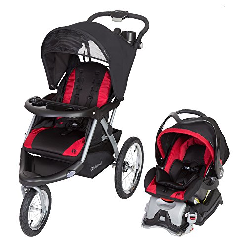 Baby Trend Expedition Car Seat And Stroller - 6
