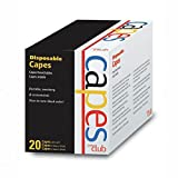 Product Club Disposable Capes, 20 Count