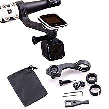 Holaca GPS Out Front Bike Mount, Holder Set (31.8 25.4mm) For Polar Smart GPS Bicycle Computer V650 M450+ GoPro SJ Cam Sony Garmin VIRB X & XE