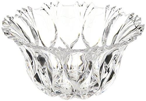 Dale Tiffany GA80059 Monte Carlo Decorative Crystal Bowl , 13-Inch by 4-3/4-Inch Antique Crystal Bowls