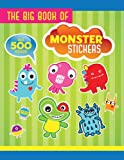 The Big Book of Monster Stickers, Pauline Molinari, 1607103680