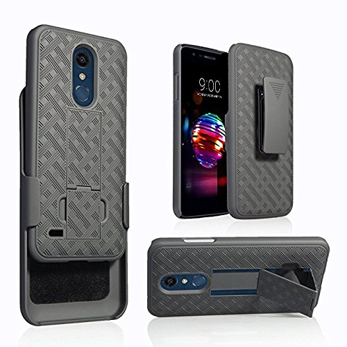 Amazon.com: LG K30 Case (X410) Case, LG K10 2018 Case, Belt ...