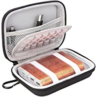 BOVKE EVA Shockproof Travel Carrying Storage Case Bag for...