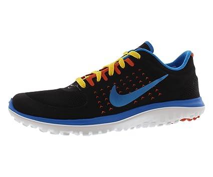 c59c659b5a49c Amazon.com  Nike Fs Lite Run Running Gradeschool Boy s Shoes Size ...
