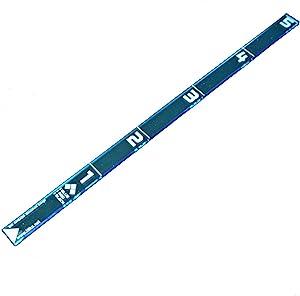LITKO SW: Armada, Movement Ruler, Fluorescent Blue