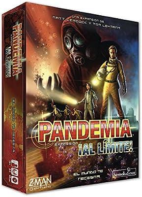 Devir - Pandemia: al límite (HLPANDLIMITE): Amazon.es: Juguetes y juegos