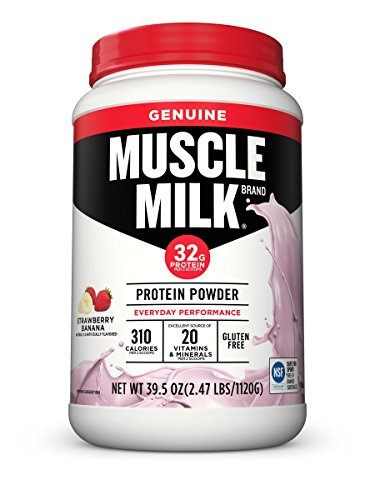 Muscle Milk Genuine Protein