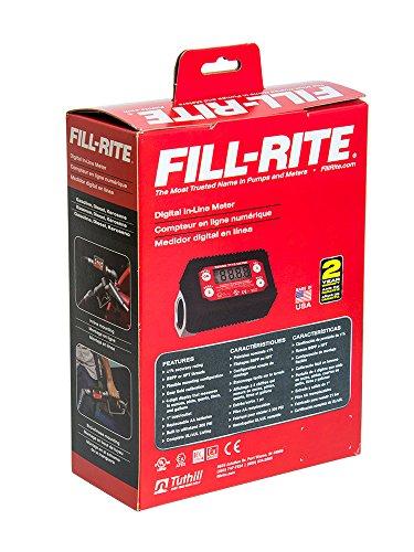 Fill-Rite TT10AN 2-35 GPM Inline Digital Turbine Fuel Meter by Fill-Rite (Image #7)