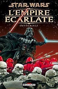 Star Wars - L'Empire écarlate - Intégrale par Randy Stradley