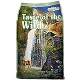 Taste of the Wild, Rocky Mountain Feline Formula with Roasted Venison & Smoked Salmon, 5-Pound