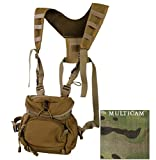 Alaska Guide Creations Kodiak C.U.B MAX Bino Harness-Multicam
