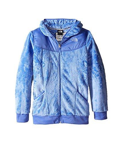 The North Face Kids Girl's OSO Hoodie (Little Kids/Big Kids) Grapemist Blue (Prior Season) XX-Small