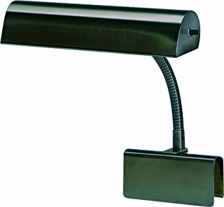 product image for House Of Troy GP10-81 Grand Piano 10-Inch Portable Lamp, Mahogany Bronze