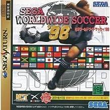 Sega Worldwide Soccer '98 [Japan Import]