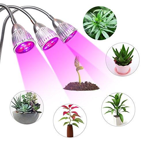 15 Watt Led Grow Light - 4