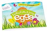 Family Life Resurrection Eggs - 12-Piece Easter Egg