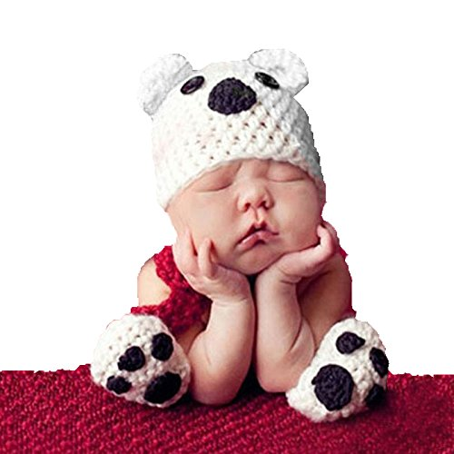 [Baby Bear Woven Costume- Handmade and Vegan Friendly: Baby Hats and Gifts- Infants 0-3 months] (Noahs Ark Baby Bear Costume)