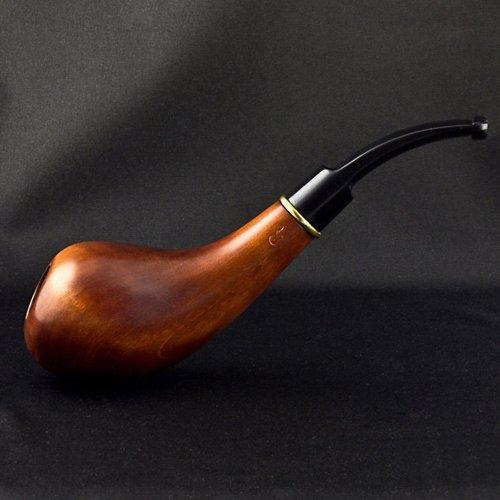 6.1'' Irish wooden smoking pipe. WORLDWIDE shipping.