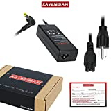 Xavengar 90W 19V 4.74A Toshiba Satellite, Asus A2 F3 F6A F8VA F9DC G1S G2S K52 K52J K53E M50S M51 N83J U3S U6VC Laptop AC Adapter Charger Power Cord Replacement for compatiable models