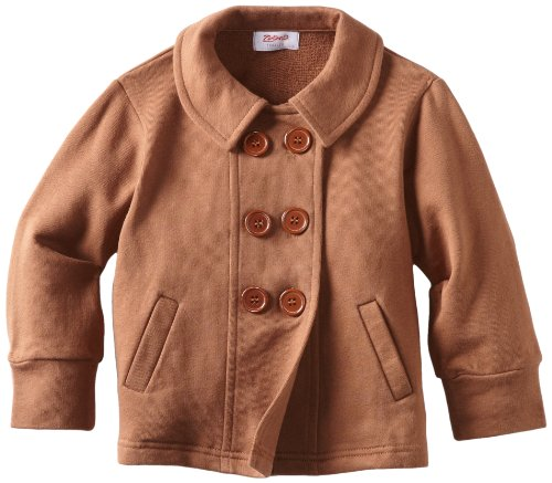 Zutano Little Boys' Terry Jacket