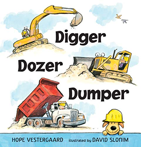 Digger, Dozer, Dumper (Of Mice And Men Hopes And Dreams)