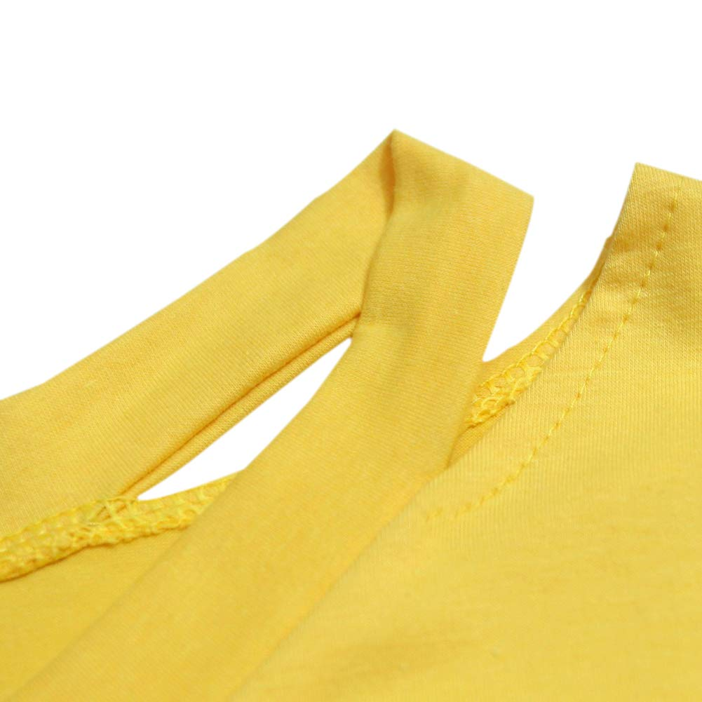 Froomer Teen Girls V Neck Cold Shoulder Long Sleev Sweatshirt Hoodie Pullover Tops