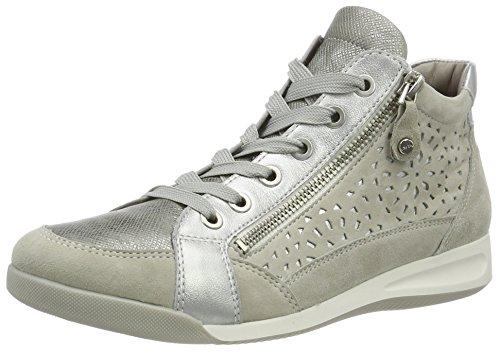 ara Womens Boots pubble/Grigio/Silver Size 5.0 EU