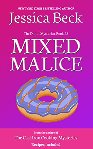 Mixed Malice (The Donut Mysteries Book 28)