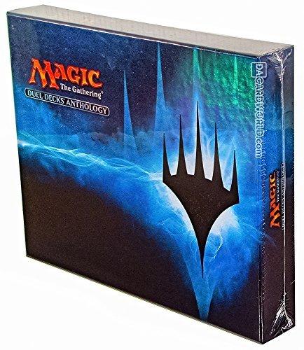 Duel Decks: Anthology - Jace vs Chandra - Elves vs Goblins - Divine vs Demonic - Garruk vs Liliana - Magic the Gathering (MTG) (Best Place To Sell Magic The Gathering Cards)