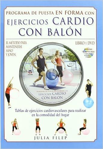 Amazon.com: Ejercicios cardio con balon / Cardio Ball ...