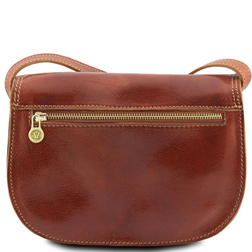 Tuscany Isabella bag Red Honey Lady Leather leather rr60g