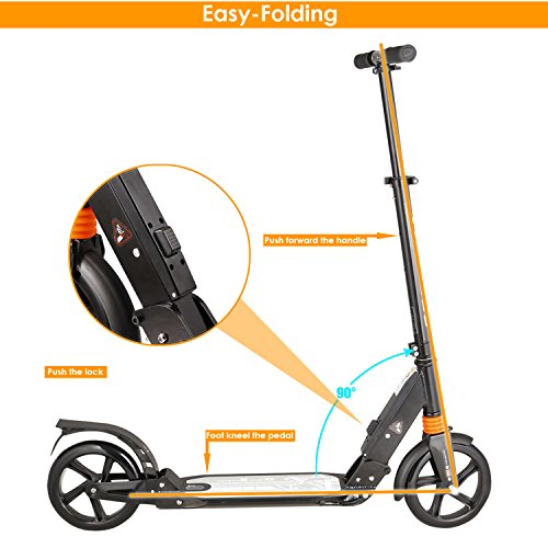 Razor scooter for adults
