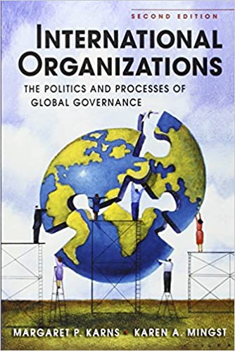 Amazon com: International Organizations: The Politics and Processes