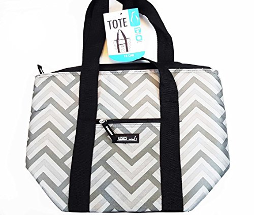 Penguin 16 Can Insulated Tote / Cooler Bag (Grey)