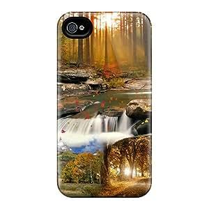 New Hard Cases Premium Iphone 6 Skin Cases Covers(autumn Images)