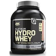Optimum Nutrition Platinum Hydrowhey Protein Powder, 100% Hydrolyzed Whey Protein Powder, Flavor: Red Velvet Cake, 3.5 Pounds