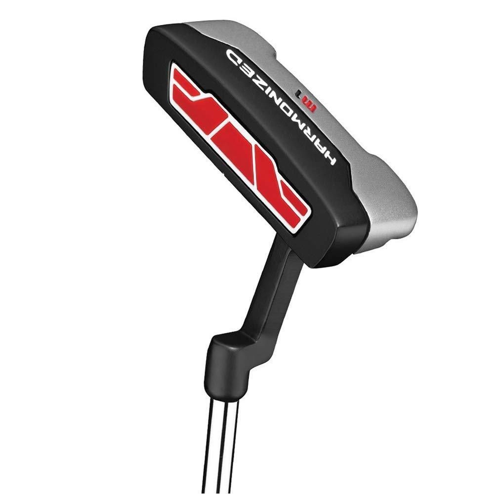 Amazon.com: Wilson Harmonized taco cuadrado de golf, L ...