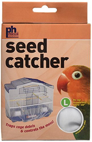 Prevue Pet Products Mesh Bird Seed Catcher 13 H, Large Size