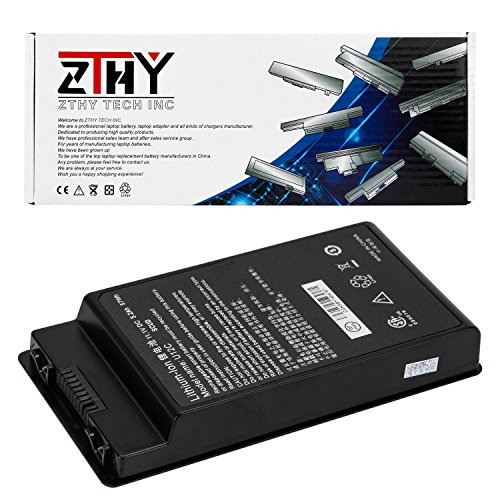 ZTHY Lithium-lon U12C Laptop Battery Replacement for Durabook U12C Scud Series 11.1V 5.2Ah 57wh from ZTHY