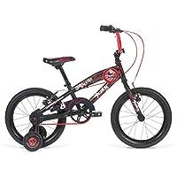 Mercurio Bicicleta Magnum Rodada 16 para Niño, color Negro