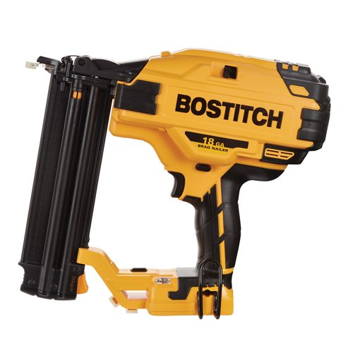 BOSTITCH 20V MAX Cordless Brad Nailer, 18GA, Tool Only BCN680B