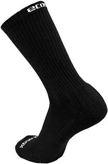 product image for Ecosox Sport Socks Crew Set of 5, Large | Bamboo Socks | Work Crew Socks 5 Pairs